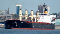 Ken  IMO 9166871 26778gt Built 1998 Bulk Carrier Flag Marshall Isles