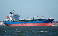 Golden Gion   IMO 9125293 6253gt Built 1996 Chemical Tanker Flag Panama