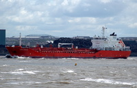 Cape Everad   IMO 9272761 5955gt Built 2004 Oil Products Tanker Flag Marshall Isles