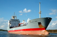 Atlantic Wind   IMO 8012786 8750gt Built 1982 Chemical/Oil Products Tanker