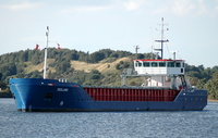 Zeeland   IMO 9232498 1435gt Built 2001 General Cargo Ship Flag Netherlands
