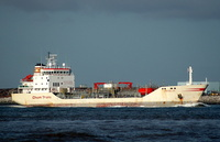 Smeraldo   IMO 9148570 4896gt Built 1998 Chemical/Oil Products Tanker