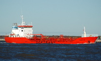 Trans Vik   IMO 8915550 3206gt Built 1991 Chemical Tanker Flag Norway
