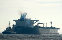 Overseas Fran   IMO 9213313 62385gt Built 2001 Crude Oil Tanker Flag Marshall Isles