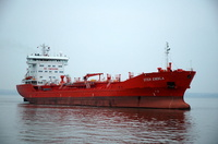 Sten Embla  IMO 9190078 8594gt Built 1999 Chemical/Oil Products Tanker Flag Norway