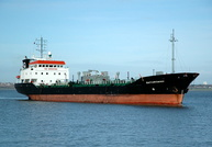 Rathrowen   IMO 9004815 2920gt Built 1991 Oil Products Tanker Flag Norway