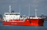 Abai   IMO 9334600 7224gt Built 2005 Oil Products Tanker Flag St Vincent Grenadines
