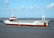 Tirador    IMO 9163702 1596gt Built 1997 General Cargo Ship Flag Germany