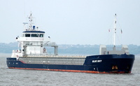 Blue Sky   IMO 9195767 2545gt Built 2003 General Cargo Ship Flag Netherlands