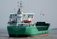 Arklow Rover   IMO 9291717 2999gt Built 2004 General Cargo Ship Flag Ireland