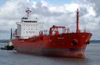 Brovig Bay    IMO 9311646 8450gt Built 2007 Chemical Tanker Flag Norway