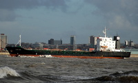 Alpine Lady   IMO 7431753 4009gt Built 1977 Chemical/Oil Tanker Flag Bahamas