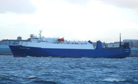 Celtic Star   IMO 9009633 11086gt Built 1991 Ro Ro Cargo Flag Cyprus