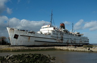 Duke of Lancaster British Railways LMR Ship