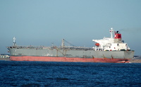 River Dream   IMO 9162007 56854gt Built 1997 Oil Products Tanker Flag Singapore