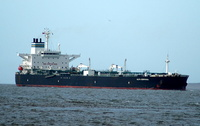 Alfa Germania   IMO 9158551 56115gt Built 1998 Crude Oil Tanker Flag Bahamas