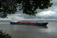Vingatank   IMO 9237711 2834gt Built 2002 Chemical/Oil Products Tanker Flag Sweden