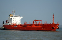Brovig Fjord   IMO 9311634 8450gt Built 2005 Chemical Tanker Flag Norway