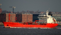 Jacobus Broere   IMO 8712166 3693gt Built 1989 Chemical Tanker Flag Netherlands