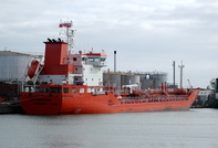 Cappadocian  IMO9299202 3988gt Built 2005 Chemical Tanker Flag Gibraltar 10th March 2007