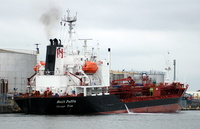 Stolt Puffin   IMO 9009530 3853gt Built 1993 Chemical/Oil Products Tanker Flag Cayman Isles