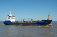 Summity   IMO 9316012 2603gt Built 2005 Chemical/Oil Products Tanker Flag UK