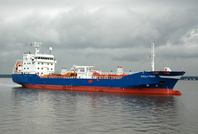 Stella Virgo  IMO 9265249 4074gt Built 2003 Chemical/Oil Products Tanker Flag Netherlands