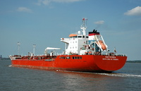 Mar Patricia   IMO 9156034 10527gt Built 1998 Chemical/Oil Products Tanker Flag Spain