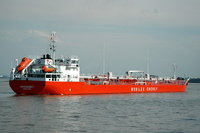 Makhambet   IMO 9334612 7224gt Built 2006 Oil Prodsucts Tanker Flag St Vincent Grenadine