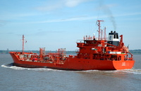 Reno IMO 8513156 2238gt Built 1986 Chemical/Oil Products Tanker Flag Madeira