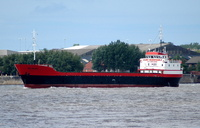 Red Duchess   IMO 6919851 1285gt Built 1969 General Cargo Ship Flag UK