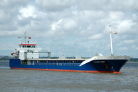 Atlantic Moon  IMO 9259032 General Cargo Ship Built 2002  3164gt
