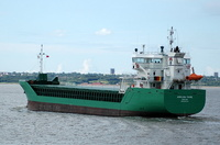 Arklow Fame   IMO 9361720 2998gt Built 2006 General Cargo Ship Flag Ireland