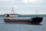 Amur 2531  IMO 8729963 Flag Russia  Built 1989 3086gt