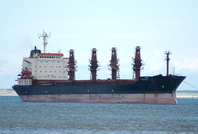 Borzna  IMO 8320377 Flag Liberia Bulk Carrier Built 1986 23980gt