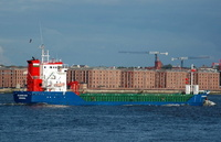 Atlantic Sun  IMO 9136137 General Cargo Ship Built 1996 3164gt