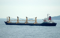 Cido Pacific   IMO 8416164 13036gt Built 1986 Bulk Carrier