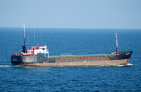 Torrent IMO 9015929 999gt Built 1992 General Cargo Ship