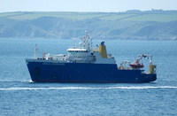 Cefas Endeavour   IMO 9251107 2983gt Built 2003 Fisheries Research Vessel