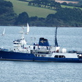 Ocean Alert   IMO 7006780 1455gt Built 1969 Search & Rescue Vessel Flag Panama