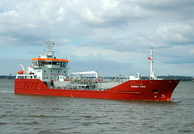 Vedrey Tora   IMO 9322164 3043gt Built 2006 Oil Products Tanker Flag Gibraltar