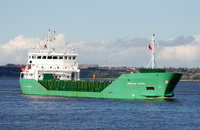 Arklow Rival  IMO 9344514 2999gt Built 2006 General Cargo Ship Flag Ireland