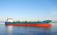 Bro Gratitude  IMO 9266416 Flag Netherlands Built 2003 4107gt Oil Products Tanker