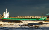 Arklow Venture   IMO 9201839 2829gt Built 1999 General Cargo Ship Flag Ireland