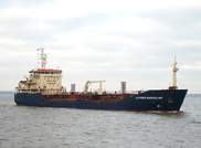 Clipper Bardolino  IMO 9327516 2999gt Built 2006 Chemical/Oil Tanker Flag Bahamas