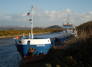 Parsival  IMO 9116802 2061gt Built 1995 General Cargo Ship Flag Antigua & Barbuda