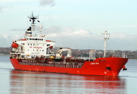 Liquid Era  IMO 9036313 4989gt Built 1992 Chemical Tanker Flag Liberia
