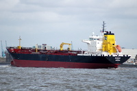 Searay IMO 9255490 21329gt Built 2004 Chemical/Oil Products Tanker Flag Germany