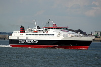 Viking (Ex Superseacat Two)in the new IOM Steam Packet livery