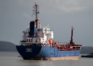 Steersman IMO 9050682 4842gt Built 1994 Oil Products Tanker Flag Liberia
